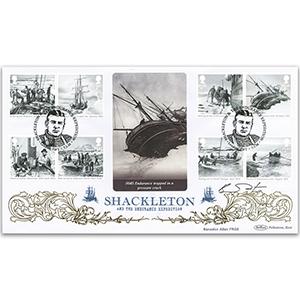 2016 Shackleton & the Endurance BLCS5000 Signed Benedict Allen