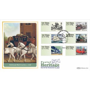 2016 P & G Royal Mail Heritage BLCS2500