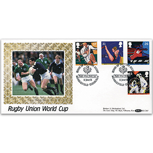 1991 Student Games - Rugby World Cup BLCS - Murrayfield