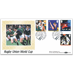 1991 Student Games BLCS - Rugby Union World Cup