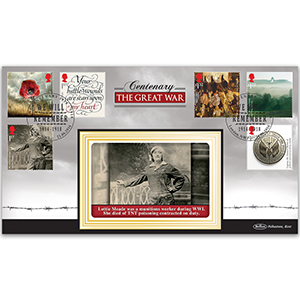 2016 WW1 Stamps BLCS 2500