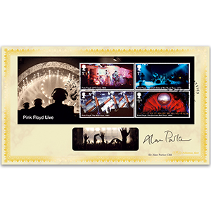 2016 Pink Floyd M/S BLCS 5000 - Signed by Sir Alan Parker CBE