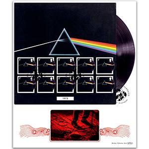 2016 Pink Floyd Maxi Sheet BLCS 2500