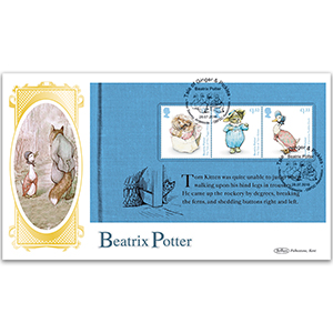2016 Beatrix Potter PSB BLCS Cover 2 - (P3) Tom Kitten