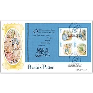 2016 Beatrix Potter PSB BLCS Cover 3 - (P1) M/S Pane