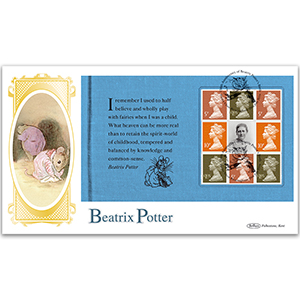 2016 Beatrix Potter PSB BLCS Cover 4 - (P4) Mixed Definitive Pane