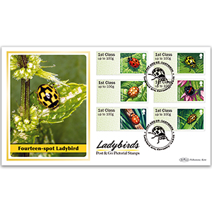 2016 Post & Go Ladybirds BLCS 5000