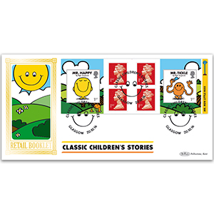 2016 Mr Men Retail Booklet BLCS 5000