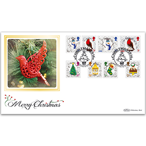 2016 Christmas Stamps BLCS 2500