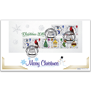 2016 Christmas M/S BLCS 5000