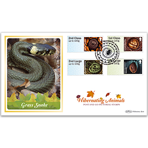 2016 Post & Go Hibernating Animals BLCS 5000