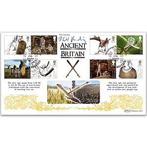 2017 Ancient Britain BLCS 2500 - Signed by Phil Harding