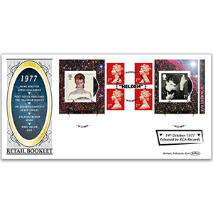 2017 David Bowie Retail Booklet BLCS 2500