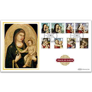 2017 Christmas Stamps BLCS 5000