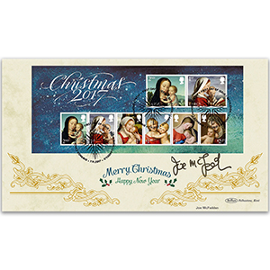 2017 Christmas M/S BLCS 2500 - Signed Joe McFadden