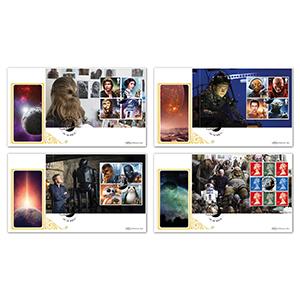 2017 Star Wars PSB BLCS - Set of 4