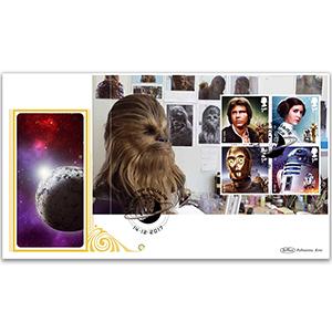 2017 Star Wars PSB - BLCS Cover 1 - Pane 2 (Han Solo)