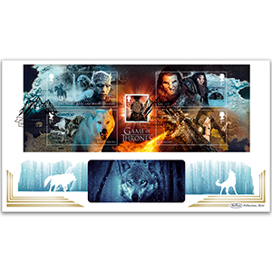 2018 Game Of Thrones M/S - Benham BLCS 5000 Cover