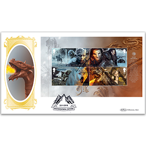 2018 Game of Thrones PSB BLCS Cover 3 - (P3) M/S PANE