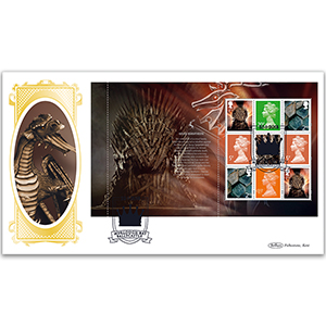 2018 Game of Thrones PSB BLCS Cover 4 - (P4) DEFIN PANE