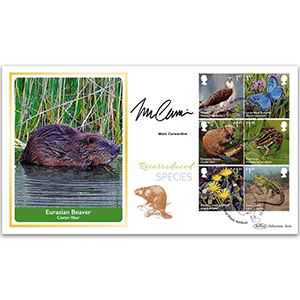 2018 Reintroduced Species - Signed by Mark Carwardine