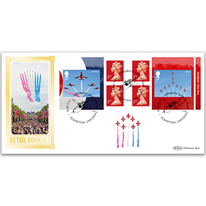 2018 Red Arrows Retail Booklet BLCS 5000