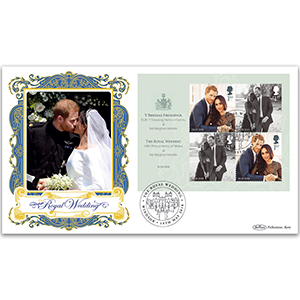 2018 Royal Wedding M/S BLCS 5000