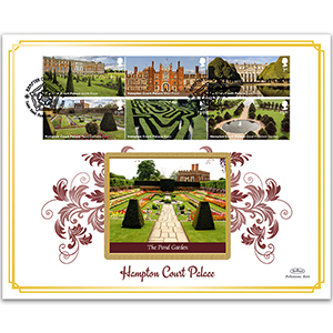 2018 Hampton Court Palace Stamps BLCS 2500