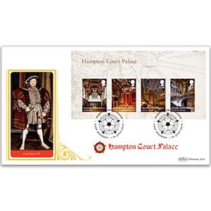 2018 Hampton Court Palace M/S BLCS 5000