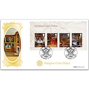 2018 Hampton Court Palace M/S BLCS 2500