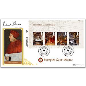 2018 Hampton Court Palace Barcoded M/S Ltd Ed 1000 - Signed Richard Dillane