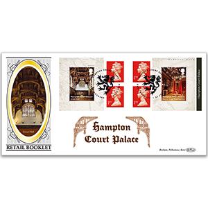 2018 Hampton Court Palace Retail Booklet BLCS 5000