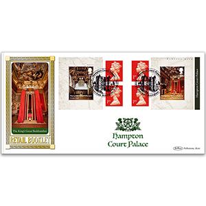 2018 Hampton Court Palace Retail Booklet BLCS 2500