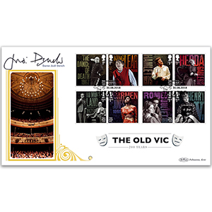 2018 The Old Vic Bicentenary BLCS 2500 Signed Dame Judi Dench