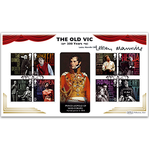 2018 The Old Vic Bicentenary BLCS 5000 - Signed by Lesley Manville OBE