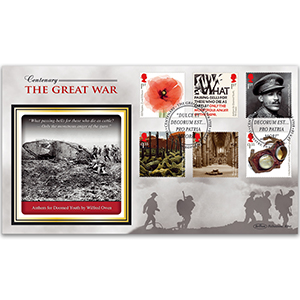 2018 WWI Stamps BLCS 5000