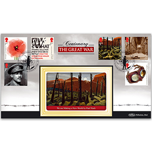 2018 WWI Stamps BLCS 2500