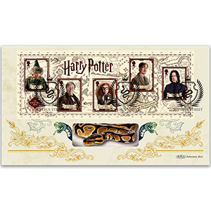 2018 Harry Potter M/S BLCS 5000
