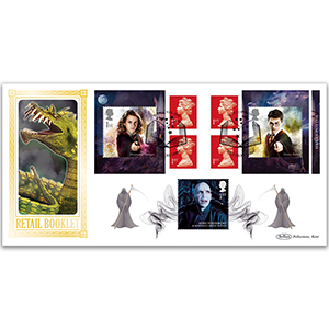 2018 Harry Potter Retail Booklet BLCS 5000