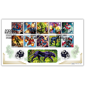 2019 Marvel Stamps BLCS 5000