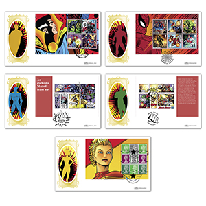 2019 Marvel PSB BLCS Set of 5 Covers