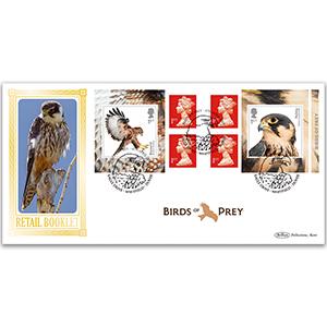 2019 Birds of Prey Retail Booklet BLCS 5000