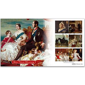 2019 Queen Victoria Stamps BLCS 5000