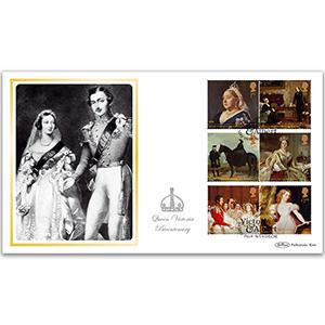 2019 Queen Victoria Stamps BLCS 2500
