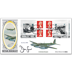 2019 D-Day Retail Booklet BLCS 2500 Signed Dan Snow MBE
