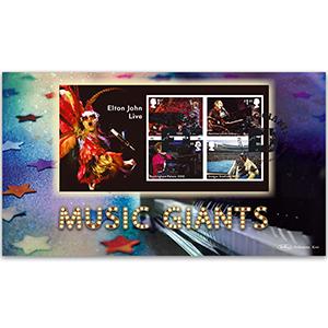 2019 Elton John M/S BLCS 5000