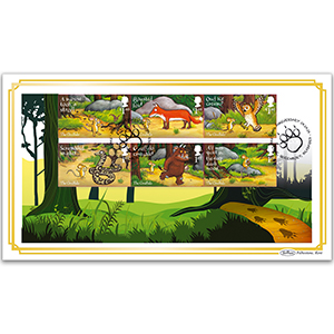 2019 The Gruffalo Stamps BLCS 5000