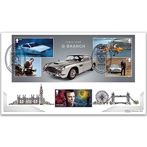 2020 James Bond M/S BLCS 5000