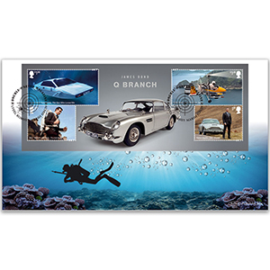 2020 James Bond M/S BLCS 2500
