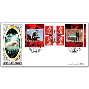 2020 James Bond Retail Booklet BLCS 2500